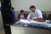 اعزام تیم پزشکی 100 نفری به روستاهای محروم اسدآباد