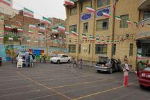 بیش از ۲۰۶ هزار مسافر در مراکز فرهنگیان آذربایجان شرقی اسکان یافتند