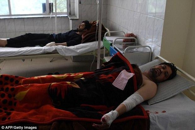 انفجار شدید در کابل+ تصاویر