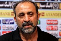 سرمربی تیم سیاه جامگان مشهد: بازی امروز بازی مرگ و زندگی بود