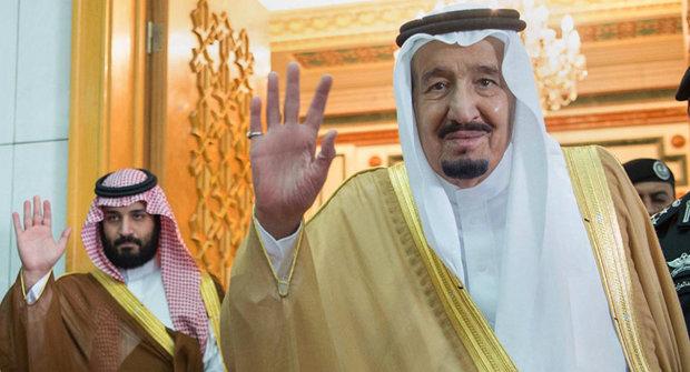 محمد بن سلمان زمام امور را در عربستان به دست گرفت