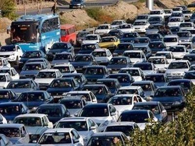 محدودیت های ترافیکی در تعطیلات آخر هفته و مبعث