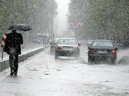 آغاز بارش باران، برف و باد از امشب در مازندران