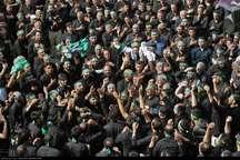 تجمع بزرگ تاسوعائیان املش برگزار شد