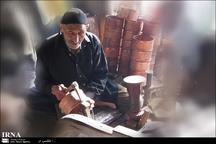 خاموشی چکش مسگرها در بازار کرمان