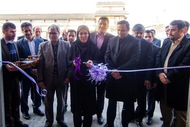 افتتاح 2واحدتولیدی با سرمایه گذاری40میلیاردریالی