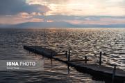 ویدئو   حال خوب این روزهای دریاچه ارومیه