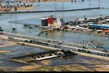 سیلاب23میلیاردریال به تاسیسات تعاون روستایی خوزستان خسارت زد