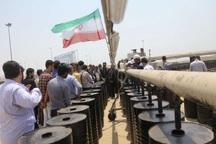 شرکت دانش بنیان تولید قیر در بوئین زهرا به بهره برداری رسید