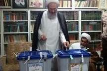 عضو جامعه مدرسین: ملت ایران با هر دین و مذهب و گرایشی در انتخابات شرکت کنند
