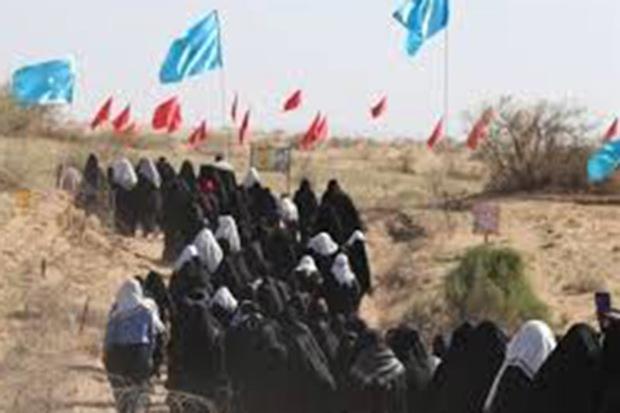 230 دانش آموز محلات و خمین به مناطق عملیاتی اعزام شدند