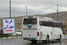 150 دستگاه اتوبوس زائران اربعین خراسان شمالی را جابجا می کند
