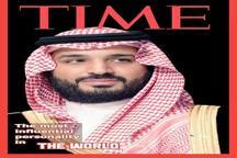 در نظرسنجی مجله تایم،  محمد بن سلمان شخصیت سال شد