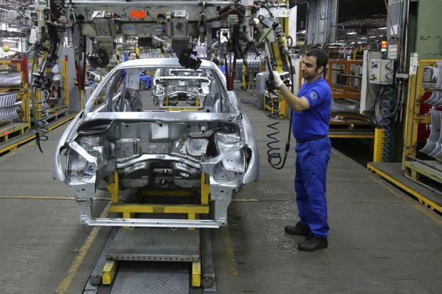 صنعت خودروسازی سمنان در ریل توسعه