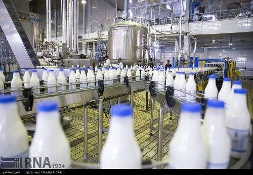 صادرات 129 هزار دلار محصولات لبنی از پگاه خوزستان