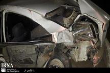 واژگونی خودرو در جغتای یک کشته بر جا گذاشت