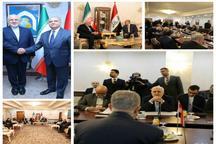 جزئیات دیدار ظریف با وزیر امور خارجه عراق