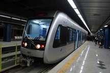 رفت و آمد مسافران مترو از شرق به غرب و بالعکس از خط 4 امکان پذیر است