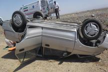حادثه رانندگی در همدان سه کشته و هفت مجروح برجا گذاشت