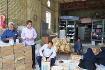 مددجویان مهریز 1.5 میلیارد ریال به سیل زدگان کمک کردند