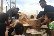 اعضای تیم ملی کاراته ایران به مناطق زلزله زده استان کرمانشاه سفر کردند