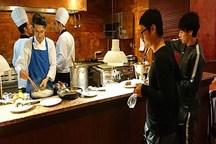 کاشیمایی ها با سرآشپز مخصوص در تهران +عکس