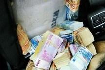 قاچاقچی ارز به پرداخت 2.1 میلیارد ریال جریمه محکوم شد