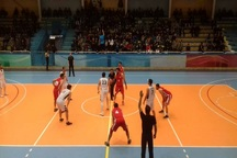 تیم بسکتبال مردان شهرداری قزوین به لیگ برتر صعود کرد