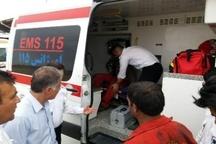 درمان ۱۸۸۱ نفر بیمار در مناطق سیل زده خوزستان