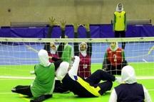 بانوی هرمزگانی در اردوی تیم ملی والیبال حضور یافت