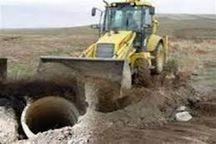 پلمپ 119 حلقه چاه غیرمجاز در زنجان