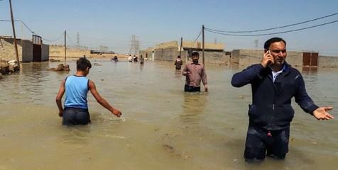 15 میلیارد مترمکعب آب در خوزستان مدیریت شد