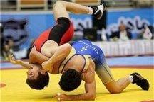 کسب مدال نقره مسابقات بین المللی اوکراین توسط کشتی گیر کرمانشاهی