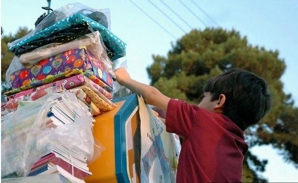 320 پایگاه پذیرای مردم آبیک در جشن نیکوکاری  تهیه سبد کالا برای 1900 نفر