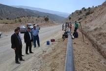 برخورداری روستاهای کهگیلویه و بویراحمد از آب به 73 درصد رسید
