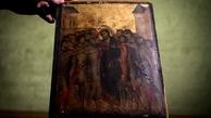 پیدا شدن نقاشی 6 میلیون یورویی در آشپرخانه یک پیرزن/ عکس
