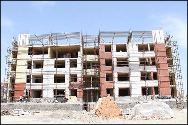 احداث مسکن برای قشر هدف در قزوین ادامه می یابد