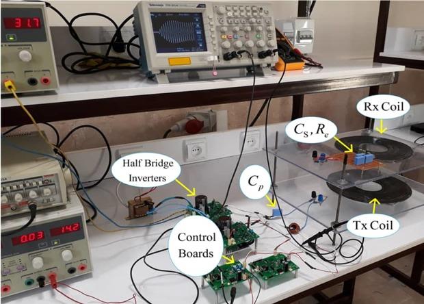 دانشگاه جندی شاپور دزفول وارد عرصه تولید فناوری شارژ بیسیم شد