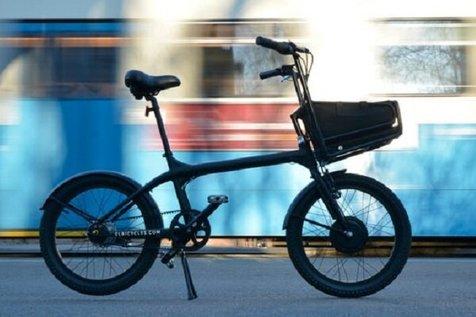 ساخت دوچرخه برقی با باتری کوله پشتی