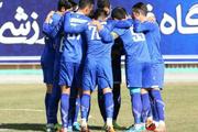 تیم فوتبال آلومینیوم اراک نود ارومیه را شکست داد