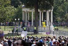 تظاهرات سراسری ضد نژاد پرستی در آمریکا+ تصاویر