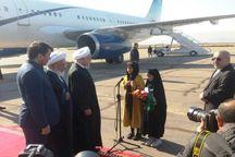 روحانی: رویکرد سفر دوم دولت، تکمیل طرحهای سفر اول است