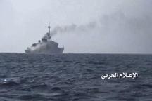 حمله انصار الله یمن به یک ناو نظامی عربستان/ سرنگونی یک هواپیمای تجسسی ائتلاف عربی