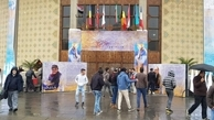 آغاز رسمی جشنوارهی تئاتر فجر زیر باران