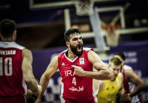 بازگشت حدادی به تیم ملی/ فهرست ملی پوشان بسکتبال برای جام جهانی