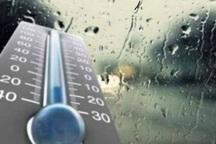 دمای هوای خراسان شمالی در آغاز تعطیلات نوروز سردتر می شود