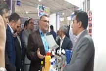 نمایشگاه تخصصی کشاورزی در میاندوآب گشایش یافت