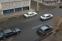 غافلگیری دوباره مردم ارومیه اینبار با بارش تگرگ