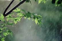 هوای قزوین بارانی است