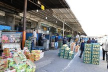 سازمان میدان های میوه و تره بار بوشهر راه اندازی شود